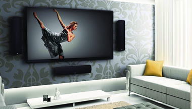 Home Theaters and Media Rooms: